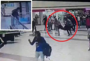 """【閲覧注意】飛び降り自殺した人を """"20秒で片付ける"""" ショッピングモールが闇深すぎると話題に"""