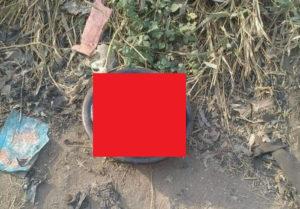 """【閲覧注意】ナイジェリア黒魔術儀式の """"生贄"""" に使用された赤ちゃん。この世のものとは思えない"""