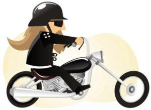 【閲覧注意】強盗してバイクで逃げた男2人、数分後にこうなる(動画あり)