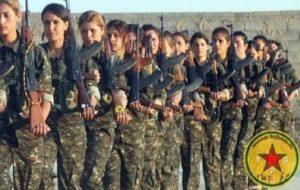 """【閲覧注意】イスラム戦争に """"女"""" が参戦した結果… 捕まってこんな事をされる…(動画)"""