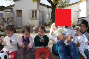 【画像あり】子供が7人いる超ヤリマン女子(18歳)をご覧ください・・・・・