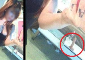【画像あり】女の子「自撮りパシャ」 ⇒ 部屋でオ○ニーしまくってる事がバレてしまうwww