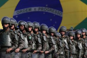 【閲覧注意】ブラジルの特殊部隊、とうとうギャングに本気を出してしまう・・・(画像あり)