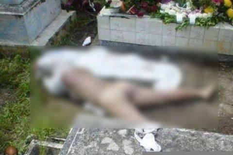 【閲覧注意】若い女性の綺麗な遺体を埋葬した次の日…その墓が掘られて…(画像あり)