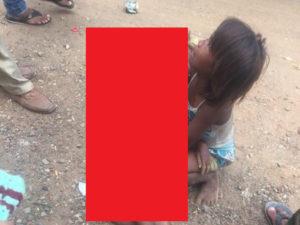 【画像あり】カンボジアの乞食少女、壮絶な最期を迎える…
