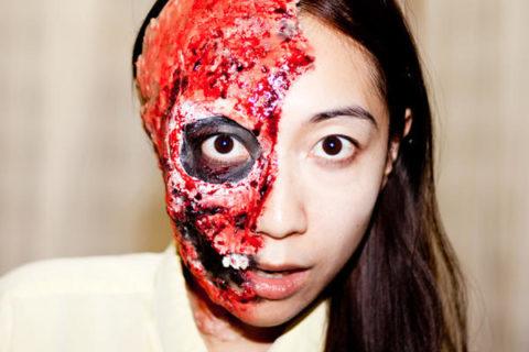 【閲覧注意】剥がれてしまった人間が発見される