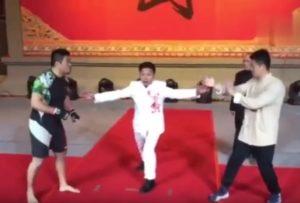 古武道の達人、MMAファイターとガチで戦った結果・・・たった10秒で・・・(動画)