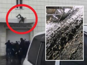 【閲覧注意】64人が死亡、44人が負傷したシベリアのショッピングモールがヤバイ