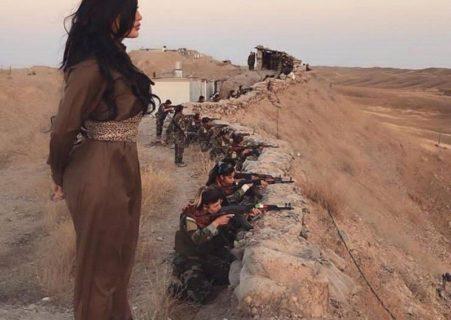 【閲覧注意】ISISに敵対する女性兵士、捕らえられ、凌辱の限りを尽くされる…(画像あり)