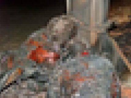 【閲覧注意】DQN「銅線盗んでお金に変えようww」 ⇒ バチバチバチバチ!(画像)