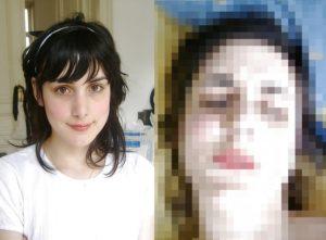 【エロ注意】同じ女の子の「犯される前」と「犯された後」を並べた画像wwwwww