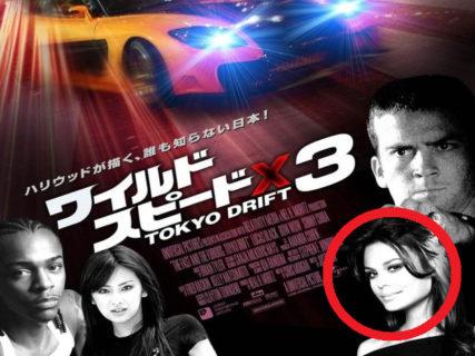 【画像】「ワイルド・スピードX3 TOKYO DRIFT」ヒロインの全裸がHすぎるwwwwww
