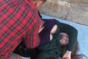 【エロ注意】女性のお尻、股、胸を重点的にマッサージする整体師wwwwww