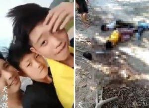 【閲覧注意】中学生ユーチューバー、イキリまくった結果3人とも重傷・・・(動画あり)