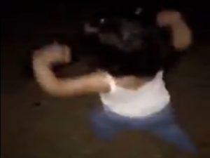 【衝撃映像】この幼女に今からヤバい事が起こります・・・・・
