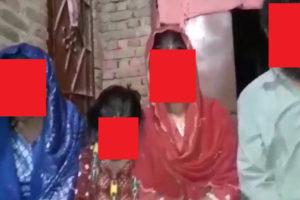 【恐怖】1男3女を産んだ。4人とも、病気でこんな顔になった(画像)
