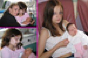 【狂気】お兄ちゃんとセ○クスして妊娠した11歳の女の子(モザイクなし画像)をご覧ください