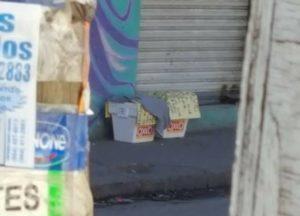 【閲覧注意】世界最強のギャング、街中にとんでもないものを置いてってしまう・・・(画像あり)