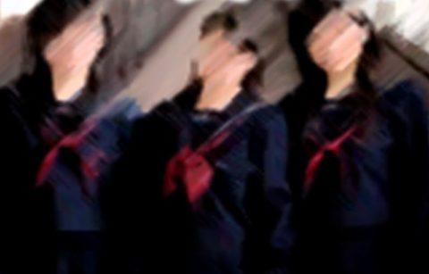 【閲覧注意】中学2年生のヤンキー少女、女友達をとんでもないカラダにしてしまう…(画像あり)