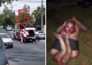 【閲覧注意】この前街中で誘拐されたヤンキー少年、とんでもない状態で発見される…(画像あり)