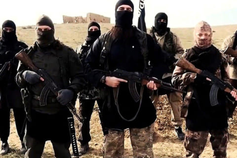 【閲覧注意】ISIS、また復活・・・公開された映像が世界を震撼させる(動画あり)
