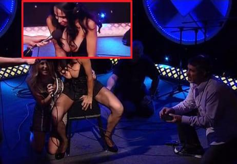 """【動画】""""絶対に女をイカせる椅子"""" に座った巨乳ママはこうなるwww エロすぎwww"""