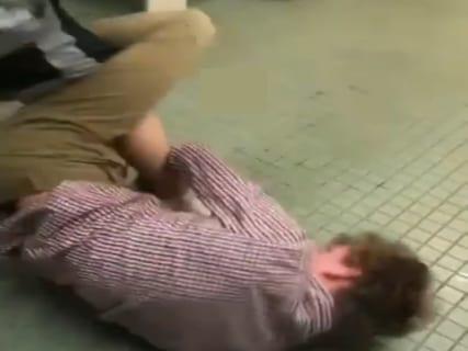 【動画】いじめられっ子が「ブラジリアン柔術」習ってた結果wwwこれは凄ぇえええええ!!!