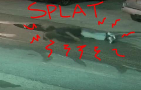 【超絶悲報】アメリカの路上売春婦に「顔にオシッコかけて」とお願いした結果・・・(動画)
