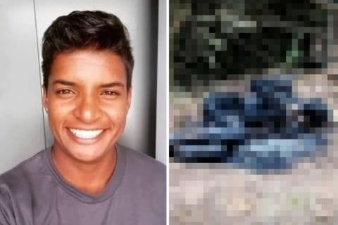 【閲覧注意】ブラジルのギャングに恨まれていたイケメン警察官 ⇒ こうなりました(画像あり)