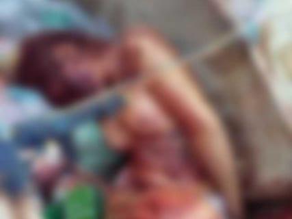 【閲覧注意】世界で最も危険な都市に女が行ったら裸のままこうなりました・・・(画像あり)