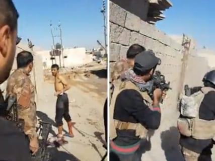【閲覧注意】イラクがどれだけヤバいかが一瞬で分かる動画