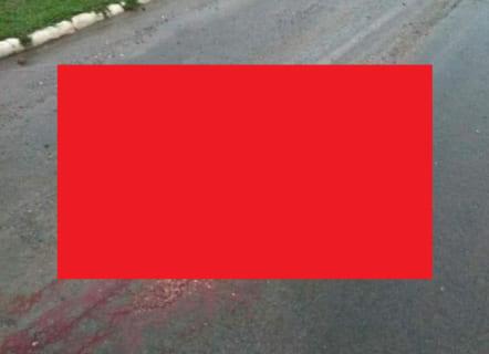 【閲覧注意】トラックに4km引きずられた人間の死体画像が流出… 信じられない…