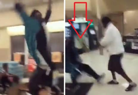 【朗報】迷惑系ユーチューバー、街で絡んだ相手にブン殴られこうなるwww(動画あり)