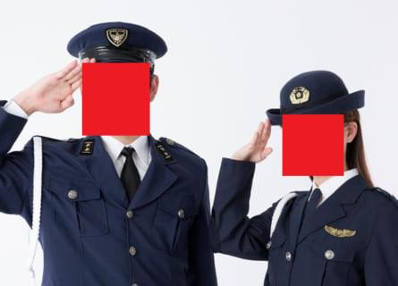 """【閲覧注意】警官2人が """"ヤバい奴ら"""" に瞬殺される映像が怖すぎると話題に"""