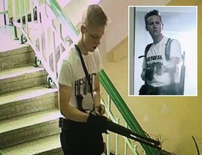 【閲覧注意】ロシアの大学で銃乱射事件。68人死傷。犯人の姿が完全に…(画像あり)