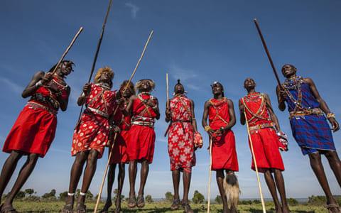 【閲覧注意】ケニアで白人男性が「マサイ族」に注意した結果・・・・・(画像あり)