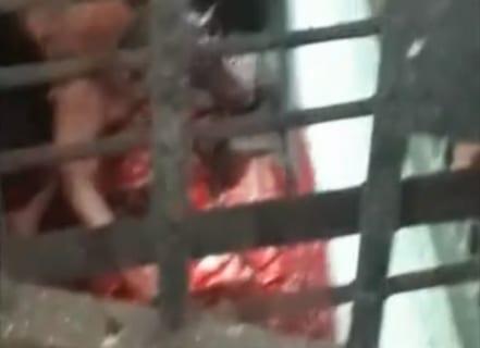 【超!閲覧注意】ブラジルの刑務所、ガチのマジで地獄絵図(動画あり)