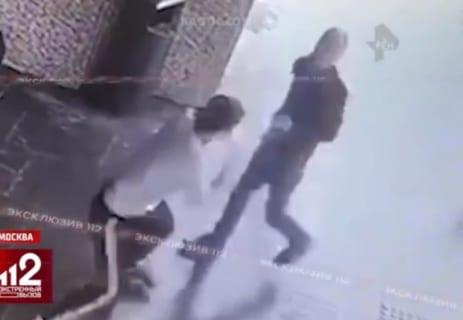 【動画】女性ボクサーが路上で男とガチで喧嘩した結果www たった10秒で…