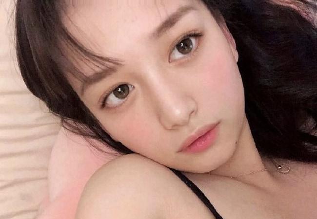 無修正中国美少女