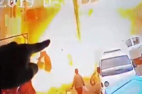 【まるで映画】米軍兵士のシリアでの殺され方をご覧ください…(衝撃動画)