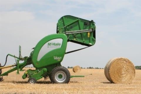 【超!閲覧注意】干し草や藁を圧縮して梱包する農業機械に巻き込まれた人間の姿。ガチでアカン…