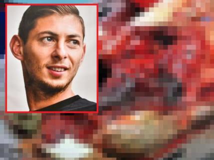 【超!閲覧注意】飛行機墜落で死亡したサッカー選手、エミリアーノ・サラの死体画像がヤバすぎる