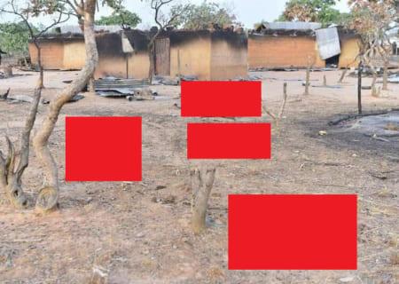 """【閲覧注意】近隣の村を襲いまくってた """"ヤバい部族"""" 、自分達の村を襲われ女子供66人を虐殺される"""