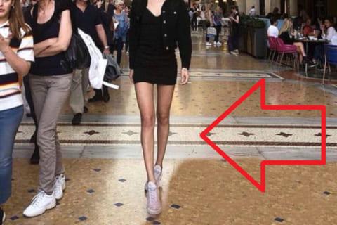【驚愕】1回のセ○クスが3億円のモデル♀がこちらですwwwwww(画像あり)