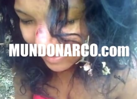 【超!閲覧注意】伝説の動画。今からこの女性が首をねじ切られます・・・・・