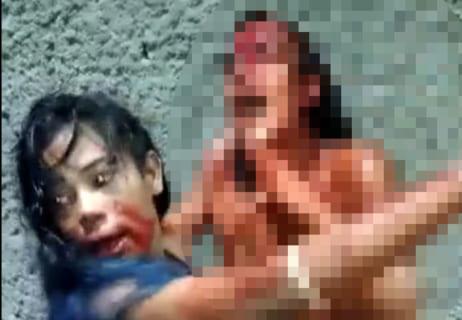 【閲覧注意】嫁から恐ろしい動画が送られてきた「浮気した女、今こうなってるよ」(動画あり)