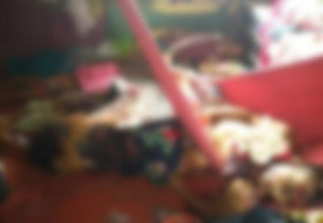 【閲覧注意】プロの殺し屋に8万6千円で依頼された家族5人、こうなる(画像あり)