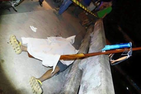 【閲覧注意】タイの漁師。やばすぎる死に方をしてしまう・・・(画像あり)