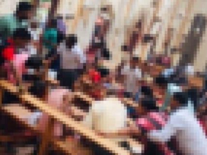 【閲覧注意】スリランカ爆破テロ、現場がヤバすぎる