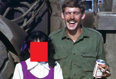 【画像】ベトナム戦争中、アメリカ人に抱かれまくった売春婦たちがこちら…